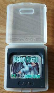 Dragon Crystal Sega Game Gear