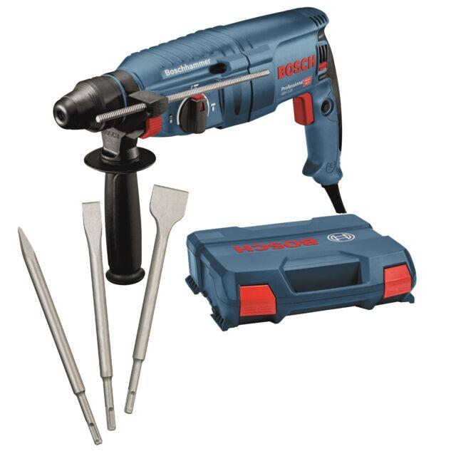 Fabulous Bosch Proffesional GBH 2-25 790W Bohrhammer - Blau (0611253500 IZ43