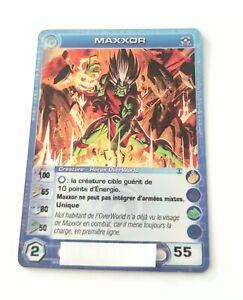 Chaotic-Card-Ultra-Rare-Maxxor-TCG-CCG