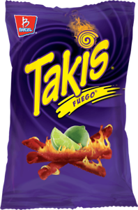 NEW-BARCEL-TAKIS-FUEGO-HOT-CHILI-PEPPER-LIME-TORTILLA-CHIPS-9-9-OZ-BAG-EXTREME