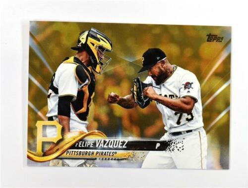 2018 Topps Update oro #US26 Felipe Vazquez//2018