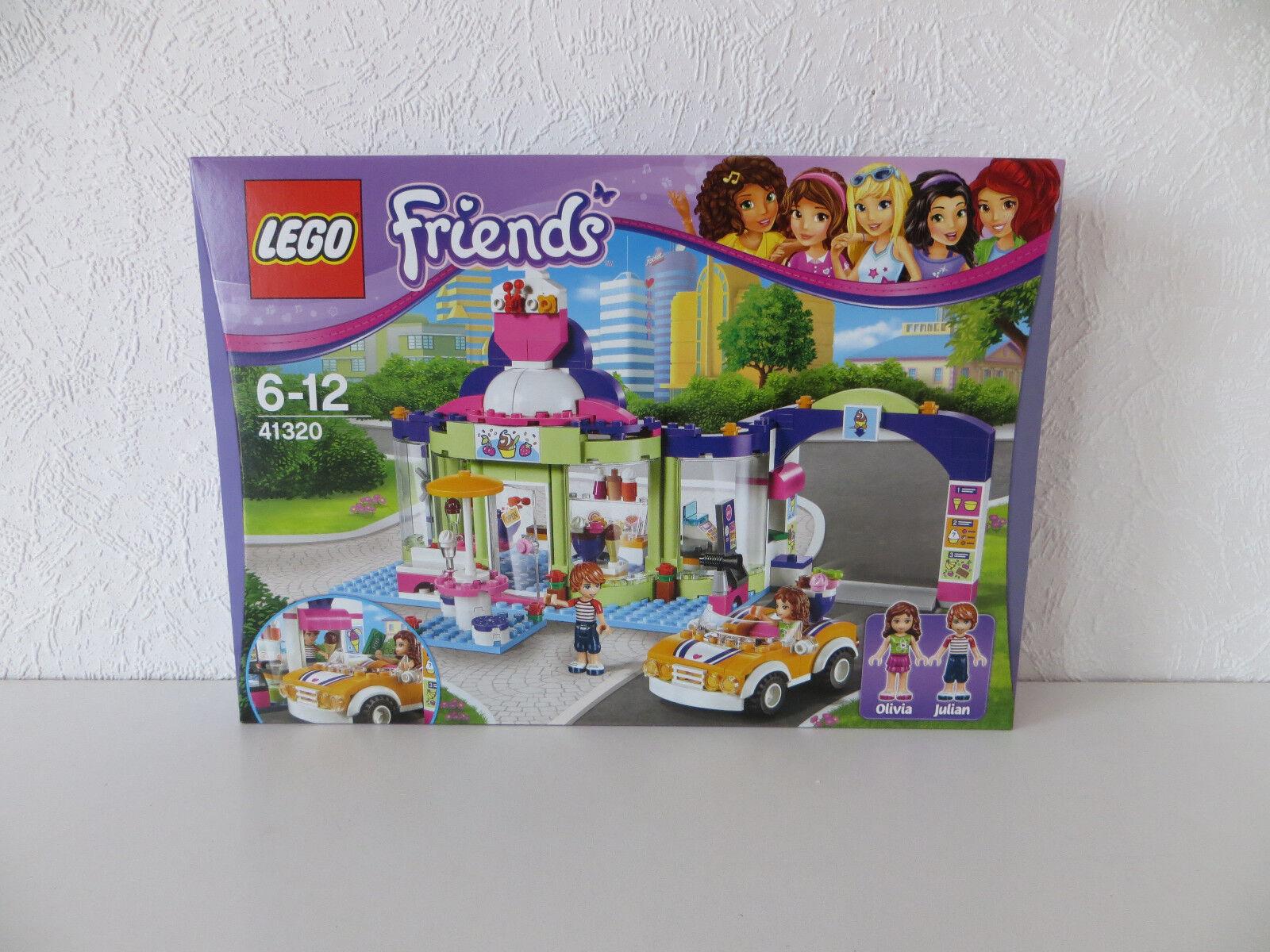 Lego Friends 41320 Heartlake Heartlake Heartlake Joghurteisdiele 13abed