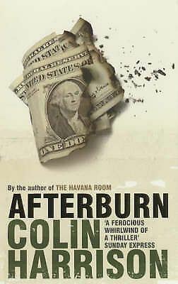 1 of 1 - Afterburn, Harrison, Colin, Very Good Book