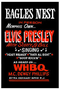 Elvis-Presley-at-Eagles-Nest-In-Memphis-Concert-Poster-1954