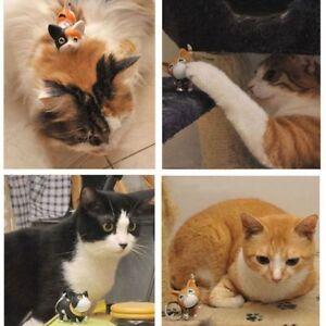 Charm-HandBags-Pendant-Cute-Cat-Kitten-Keyring-Kid-Toy-Keychain-Gift