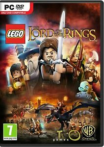 Lego-Lord-Of-The-Rings-PC-DVD-Neuf-et-Usine-Scelle