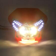 Motorcycle Headlight Fairing Kit For Kawasaki KDX KLX KX KLR 125 250 300 400 450