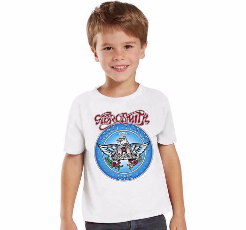 Wayne/'s World Garth Algar Aerosmith T-shirt Halloween Costume Lady Shirts