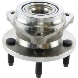 Axle Bearing and Hub Assembly-C-TEK Hubs Front,Rear Centric 400.51000E