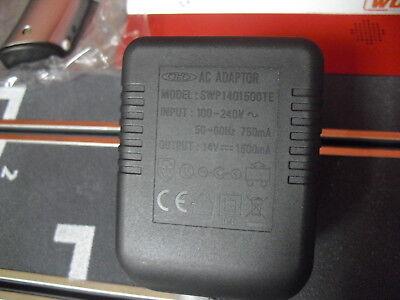 Elektrisches Spielzeug Scalextric Wos Transformator 1/32 Neu Spielzeug