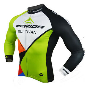 Image is loading Merida-Multivan-Cycling-Team-Long-Sleeve-Jersey-Men- 3912db4b0