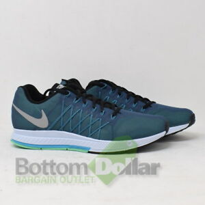 new product 07600 112aa Details about Nike Men's Air Zoom Pegasus 32 Flash Blue/Reflective Silver  Running Shoes Sz 9.5