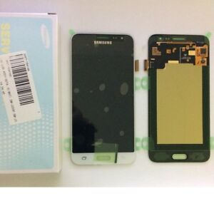 DISPLAY-LCD-TOUCH-SCREEN-ORIGINALE-SAMSUNG-GALAXY-J3-2016-SM-J320FN-BIANCO-KIT