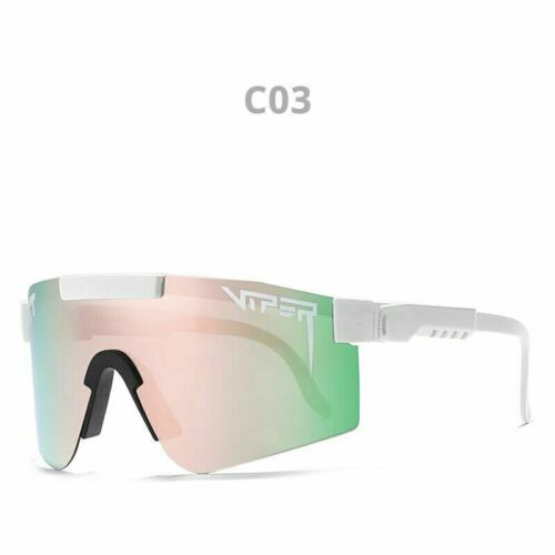 Original Pit Viper Sport google TR90 Polarized Sunglasses for Men Women Outdoor