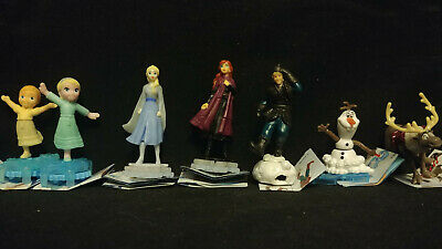 all papers  KINDER  SURPRISE  EGG @ NEW-NEW DISNEY FROZEN  complete set
