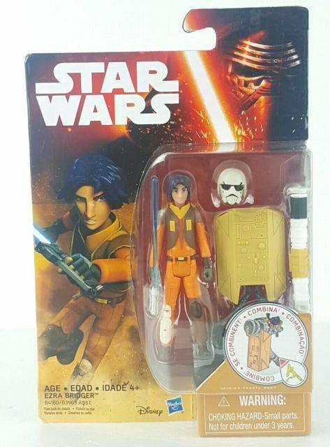 """Hasbro-Nave Espacial Da Série Star Wars Rebels 1//6 Escala 12/"""" Ezra Bridger 10/"""""""