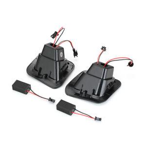 Licencia-placa-de-iluminacion-LED-blanco-2x-lamparas-para-Para-Dodge-Ram-1500-2500-3500-03-18