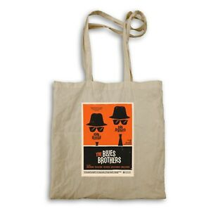 The Blues Brothers Vintage Singer Band Retro Tote bag Shoppers bag