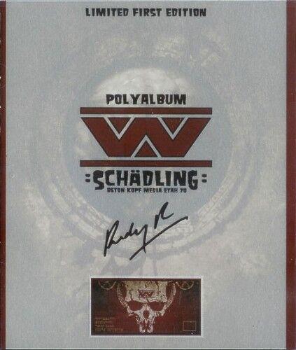 WUMPSCUT - WUMPSCUT - Schädling / CD (Limited first Edition)