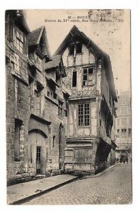 Rouen-Home-of-the-XV-Century-Rue-st-Roman-C2447