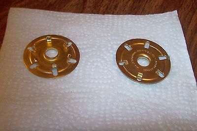 Lamp Part - Solid Brass Washer to Uno Adapter for Bridge Lamp Shade