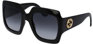 4c9c74c4de Image is loading Gucci-Women-039-s-Geometric-Oversize-Sunglasses-w-