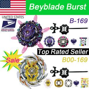 Beyblade Burst Superking B-169 Variant Lucifer /& First Uranus Without Launcher