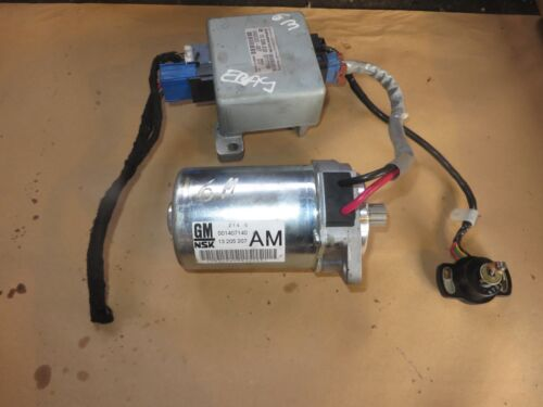 VAUXHALL CORSA C ELECTRIC POWER STEERING//PUMP/&ECU Q1T17776M//13205207 AM 01-06