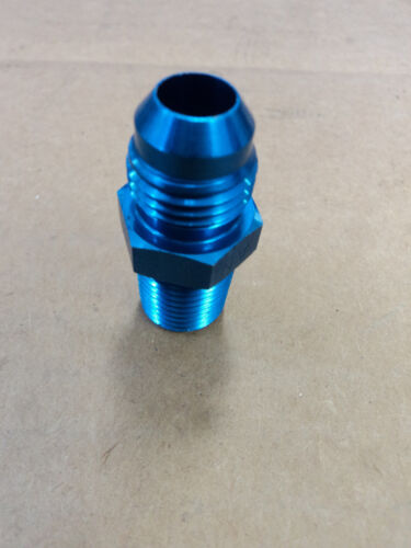 AN816-6D VARIOUS APPLICATIONS 1 EA PIPE TO BOSS STRAIGHT ADAPTER//FITTING P//N