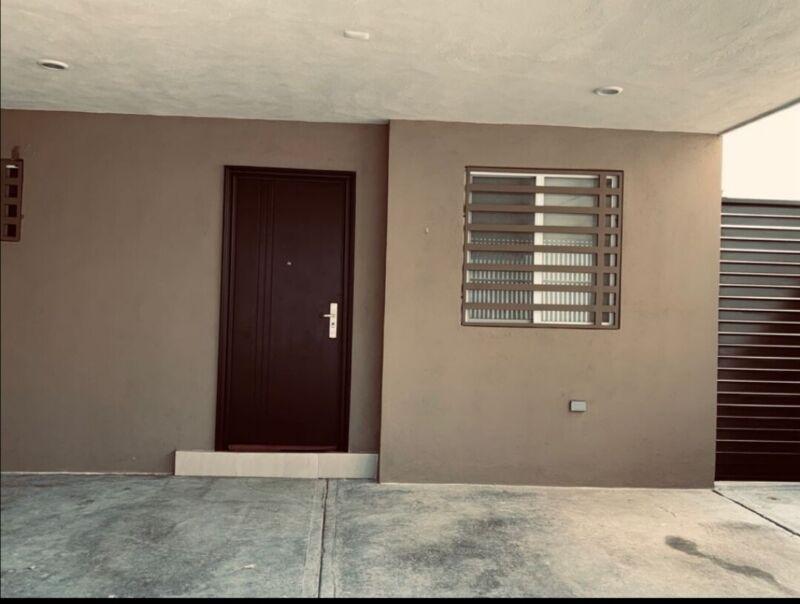 Renta de casa en Fracc. Cerrada Mexico en Guadalupe N. L.