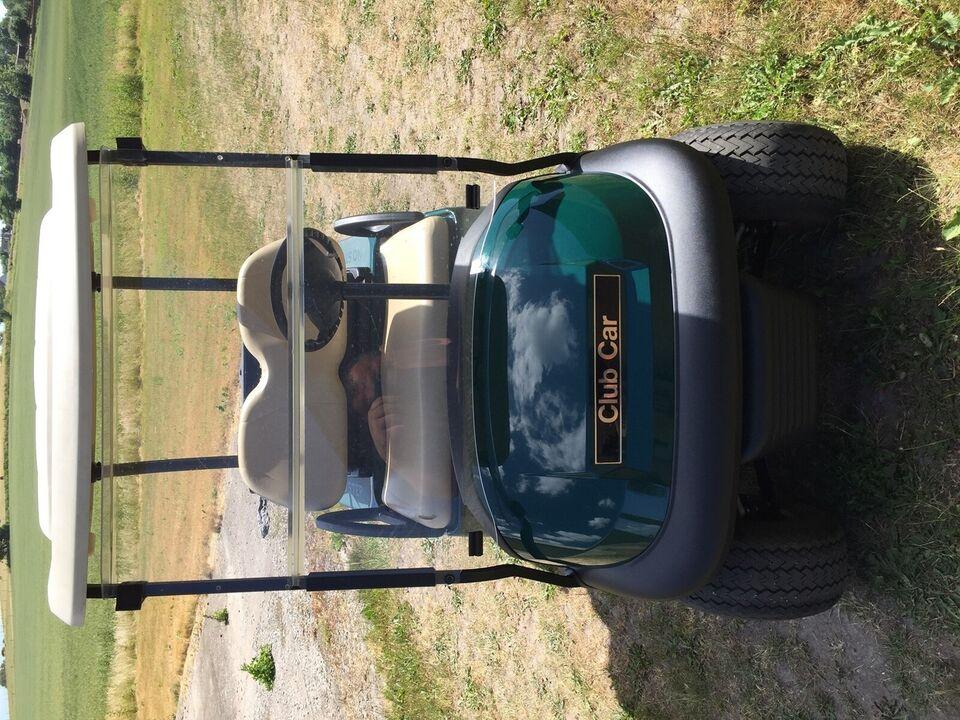 Golfvogn, Club Car