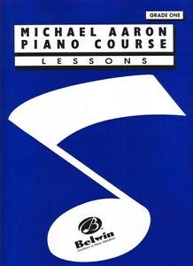 Aaron Piano Course Grade 1 Leçons *-afficher Le Titre D'origine