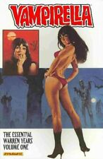 Vampirella - The Essential Warren Years Vol. 1 by Archie Goodwin and Steve Englehart (2014, Paperback)