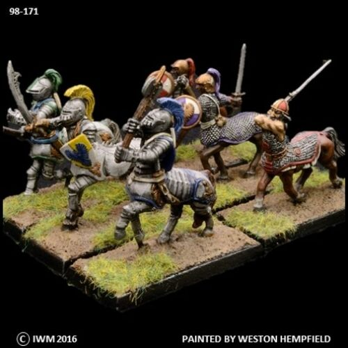 Ral Partha 98-171 Centaur Army Starter Set Chaos Wars Warriors Fantasy Cavalry