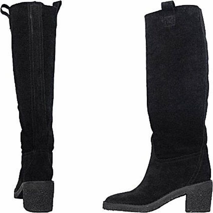 Marc by Marc Jacobs stivale para, para boots suede