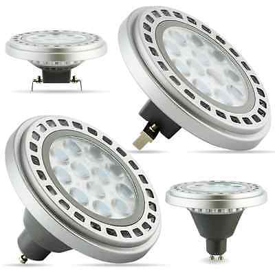 LED Lampe ES111 AR111 GU10 / GU5,3 / 230V Leuchtbirne Reflektor Leuchtmittel