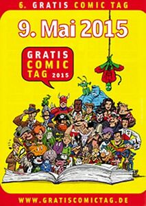 GRATIS-COMIC-TAG-2015-Auswahl