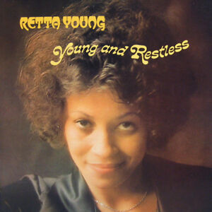 RETTA-YOUNG-Young-And-Restless-2017-reissue-12-track-CD-album-NEW-SEALED