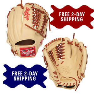 """RAWLINGS HEART OF THE HIDE 11.75"""" HEART OF THE HIDE BASEBALL GLOVE PRO205-4CT"""
