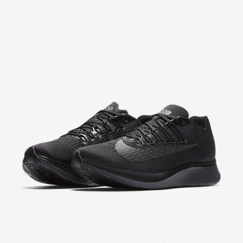 Womens Nike Zoom Fly 897821-003 Black Black Brand New Size 10