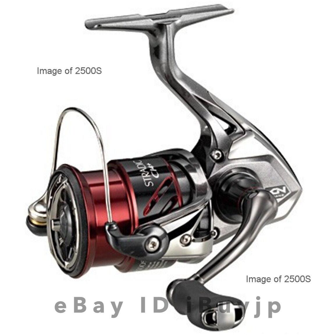 Shimano 16 Stradic CI4+ C2500S Saltwater Spinning Reel 037756