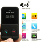 Wireless Bluetooth FM Transmitter Car Kit MP3 Player USB SD Car Charger Remote C