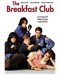 Film analysis of the breakfast club