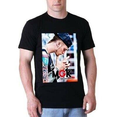 Mgk Machine Gun Kelly T Shirt Funny Cotton Tee Vintage Gift For Men Women
