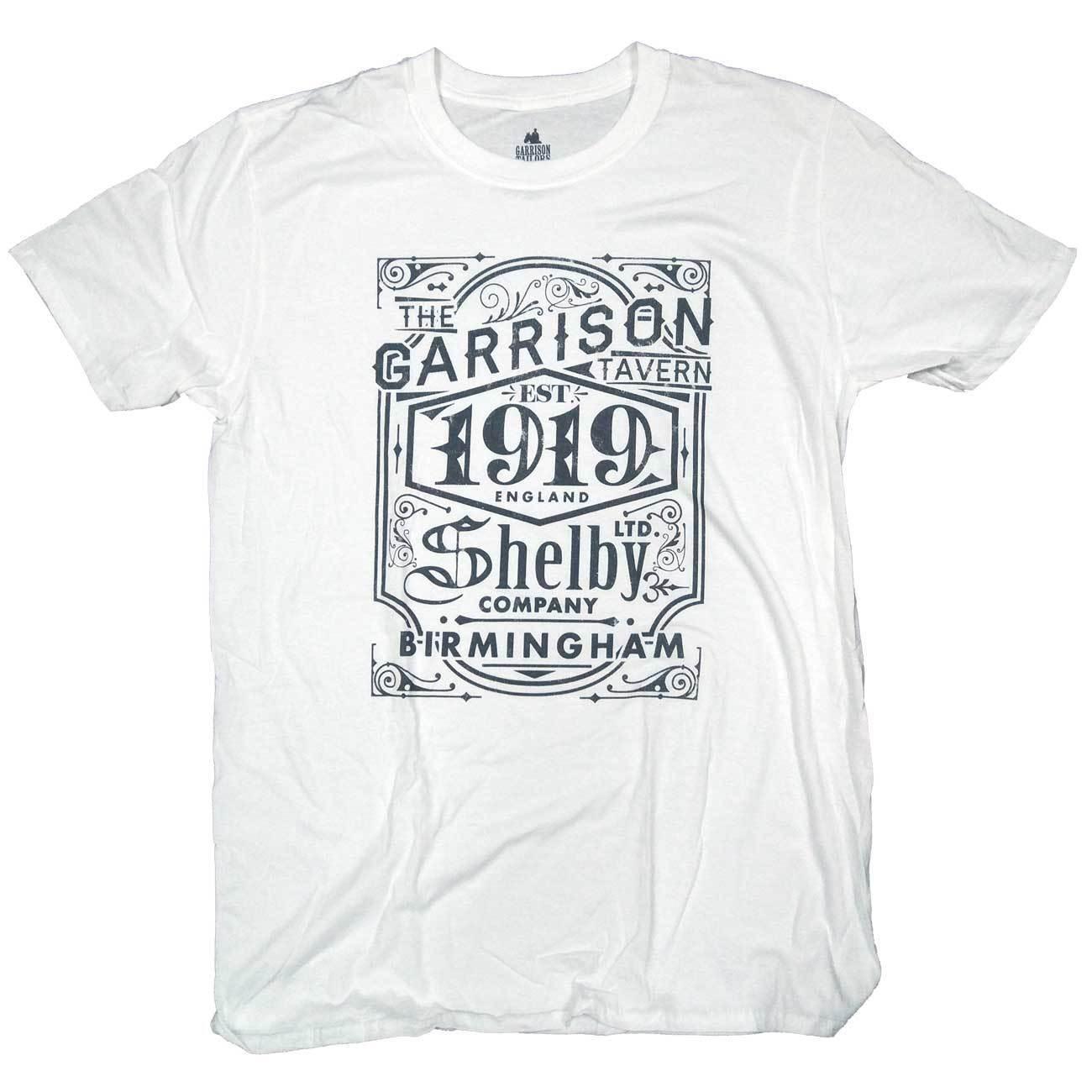 Peaky Blinders Men Shirt Garrison Pub