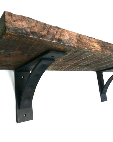 "Mantel bracket Corbel ONE 6/""x7/"" Shelf bracket Metal shelf bracket"