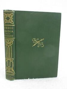 Ragozin-VEDIC-INDIA-AS-EMBODIED-PRINCIPALLY-IN-THE-RIG-VEDA-1899-Putnam-039-s-NY