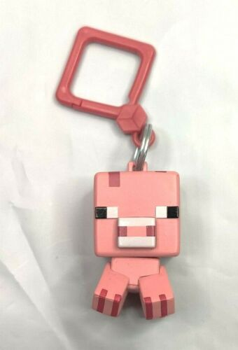 Pig Minecraft Series 3 Bobble Mobs Hangers Single Loose Enderdragon