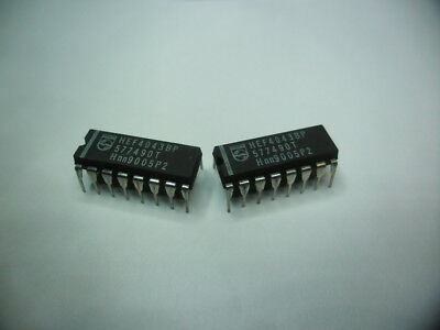 HEF4528BP.PHILIPS. 2pcs
