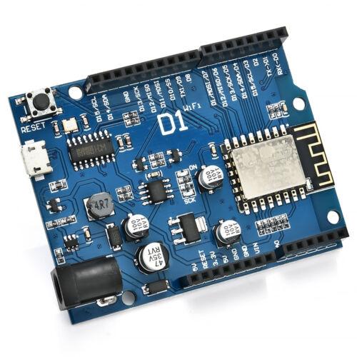 OTA wemos D1 CH340 Wifi Arduino UNO R3 Development Board ESP-12E ESP8266